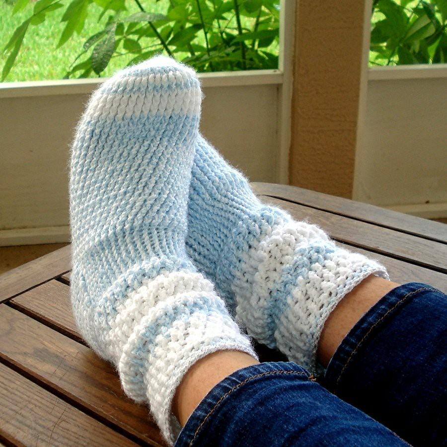Seamless Sweater Socks Crochet Pattern Sweater socks croch? Flickr