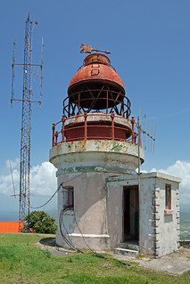 Disused Lighthouse, St Lucia | by Tom Willett