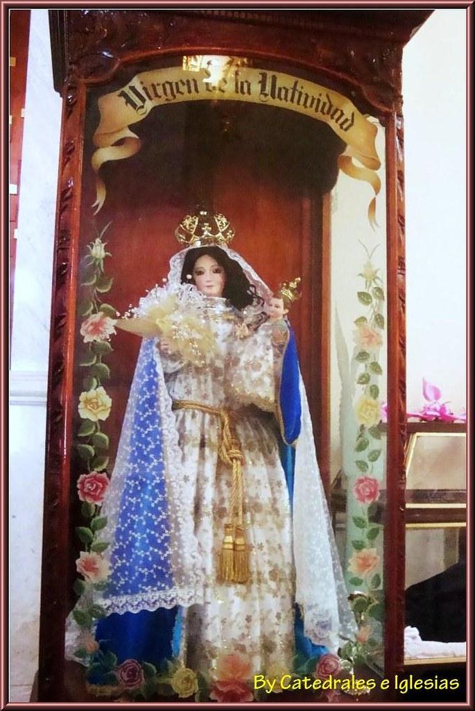 Capilla Santisima Virgen De La Natividad (Chiconcuac) Esta