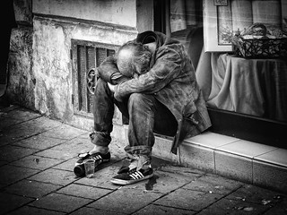 Life is ... | by Unknown Street Photographer