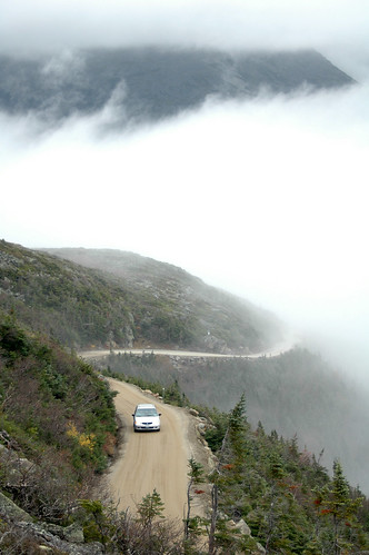 The foggy 5 mile | by Mt.Washington Auto Road