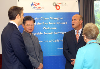 BAC Shanghai Delegation - Sept 13, 2010 | by Bay Area Council