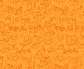 endpapers | by Mr. Biggs