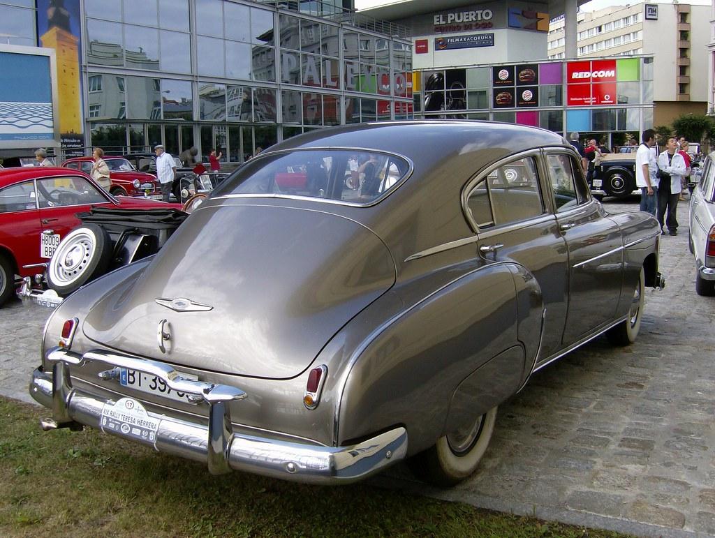 1949 Chevrolet Fleetline | Spanish plates from 1959! | Flickr