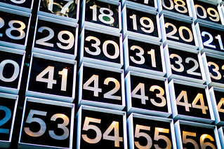 Numbers... | by MervC