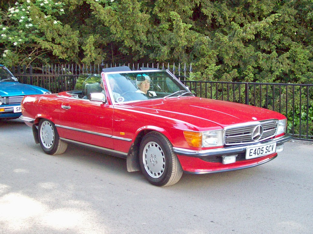 107 mercedes 300sl auto 1985 87 mercedes 300 sl auto 19 flickr. Black Bedroom Furniture Sets. Home Design Ideas