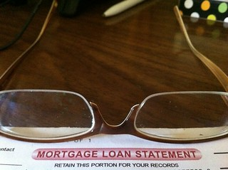 mortgage statement | by TheTruthAbout