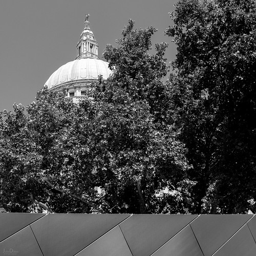 dome | st paul's | london | by John FotoHouse