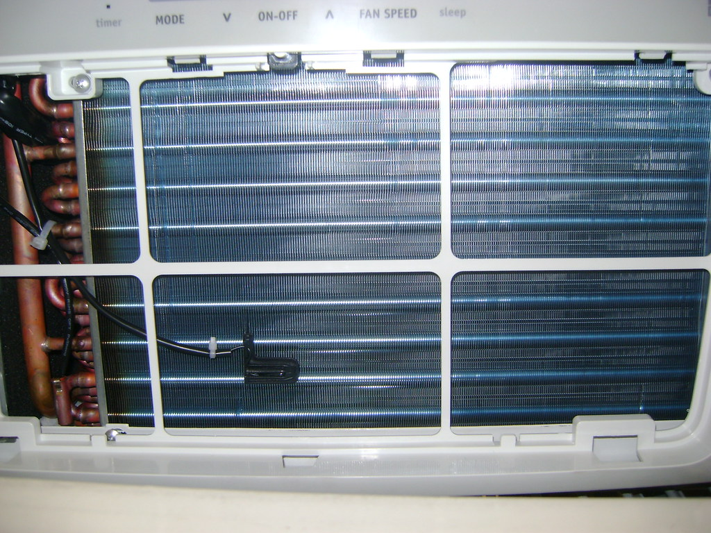 Frigidaire Window Air Conditioner Blue Fin Evaporator Coi