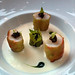 langoustines, caviar, yuzu
