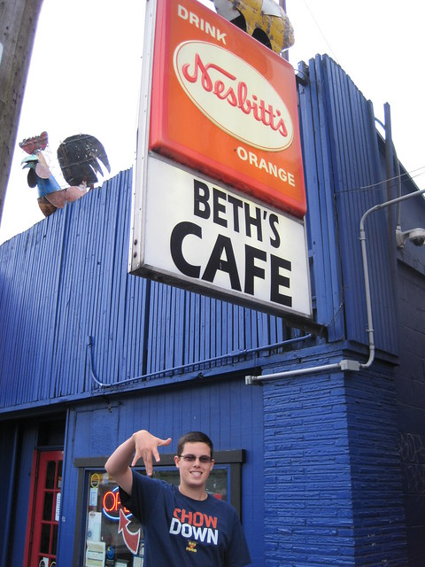 Beth S Cafe Menu Prices