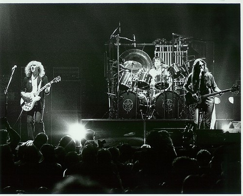 Rush World Tour