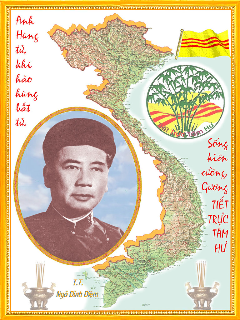 the life and accomplishments of ngo dinh diem and the united states in the vietnam war The vietnam war is still commonly considered as the  it is worth noticing that vietnam invaded cambodia in the wake of the vietnam war  ngo dinh diem.