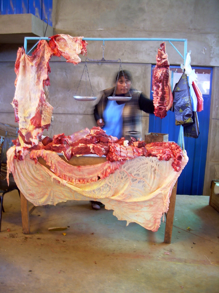 Meat Drapes Meat Drapes | by