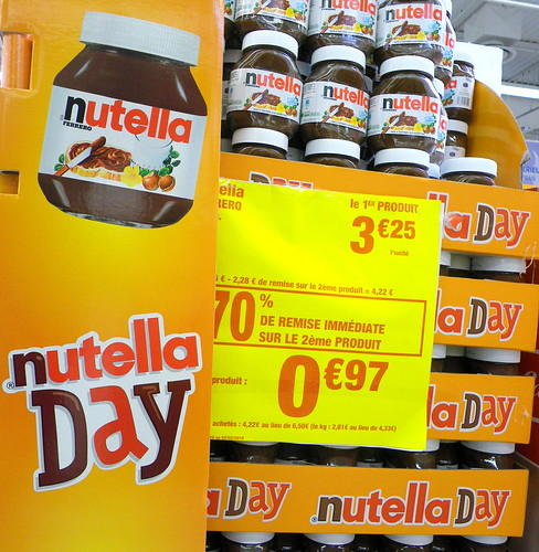 Nutella day! | by Matthieu Aubry.