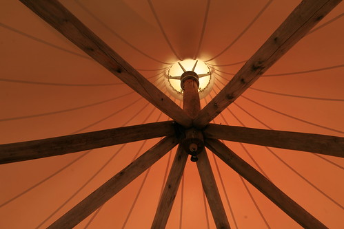 Tent | by planetlight