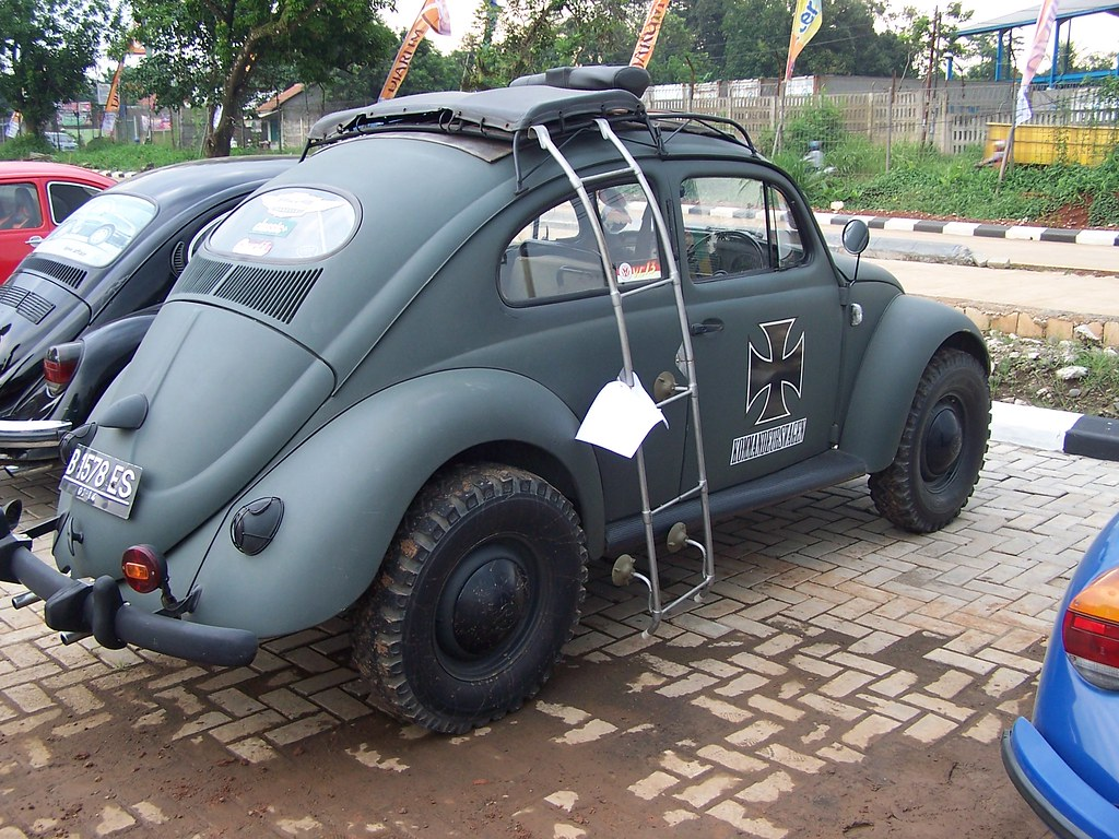 All Car Company >> Volkswagen type 1 custom | Indonesian say VW oval. (the ladd… | Flickr