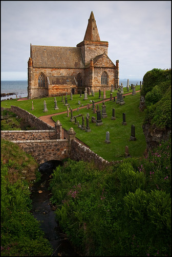 St Monans Parish Church | by Santa Cruiser