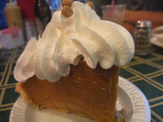 Butterscotch Cream Pie from G & R Tavern (Waldo, OH) | by swampkitty