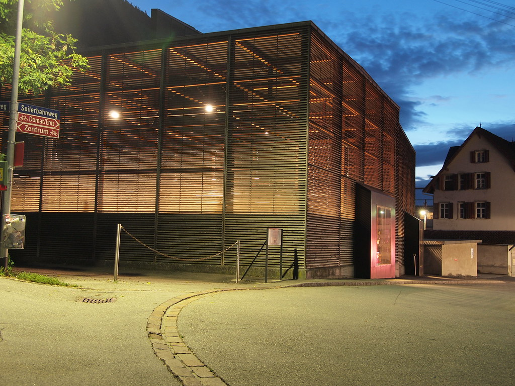 Roman Ruins in Chur | Peter Zumthor's construction over ...