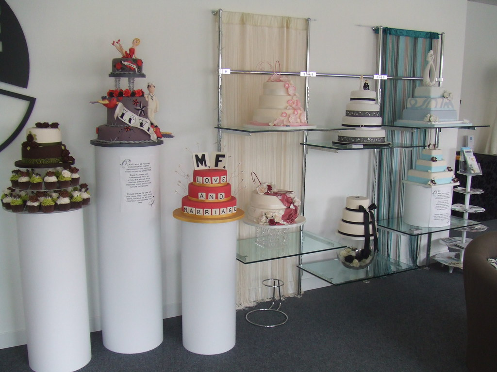 CAKE SHOP INTERIOR JULY 2010 this is a view of one wall Flickr