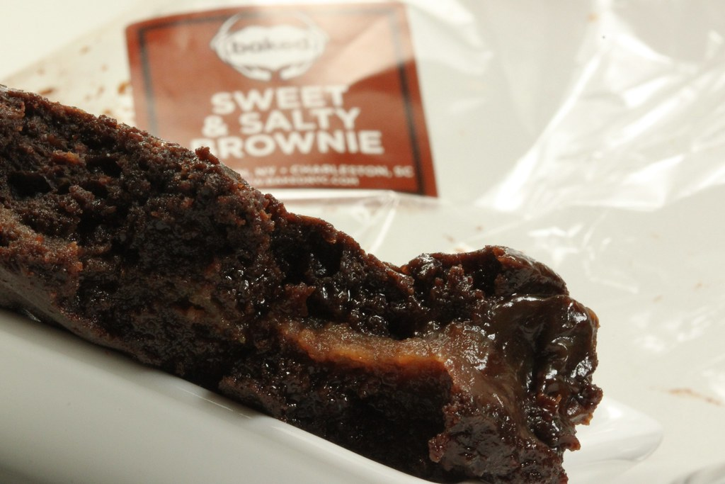 Sweet & Salty Brownie ~ from the bakery BAKED in Red Hook ...
