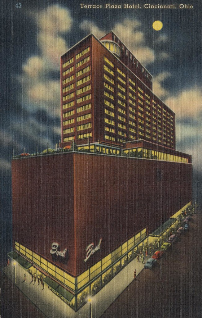Terrace Plaza Hotel - Cincinnati, Ohio