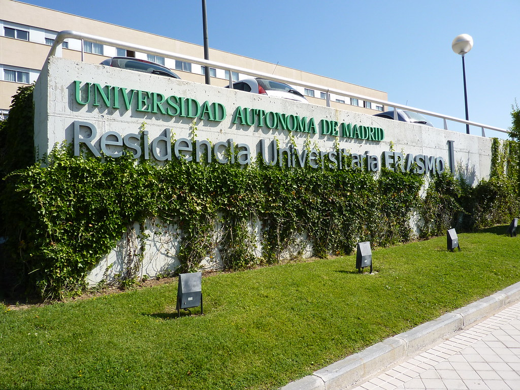 Residencia universitaria erasmo universidad aut noma de for Universidad de madrid