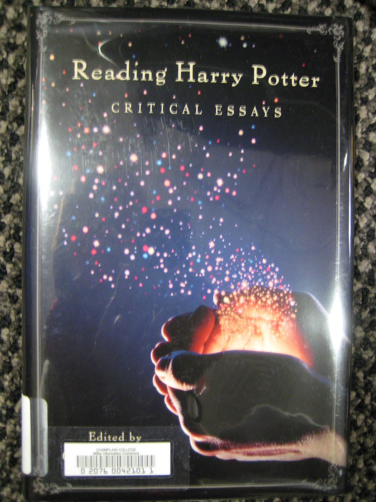 potter essays harry potter essays