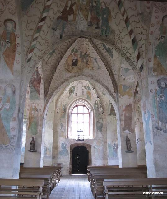 377  Hattula medieval Church of the Holy Cross