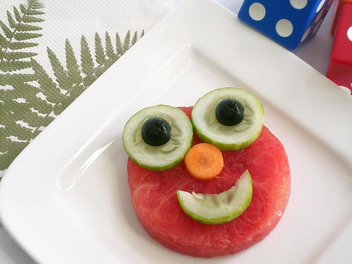 Elmo Fruitoon | by Smita @ Little Food Junction