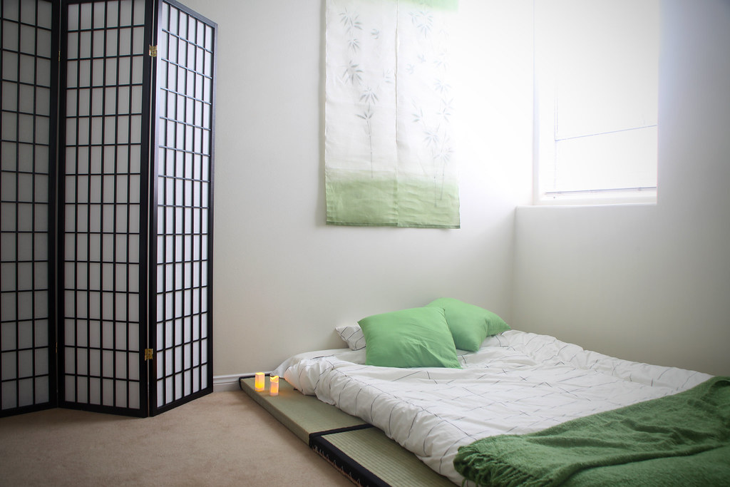 futon i 39 ve designed a japanese style bedroom for my new ho