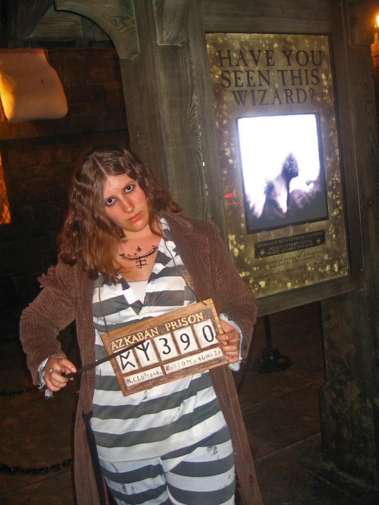 Azkaban prisoner costume | by insidethemagic Azkaban prisoner costume | by insidethemagic  sc 1 st  Flickr & Azkaban prisoner costume | Inside the Magic | Flickr
