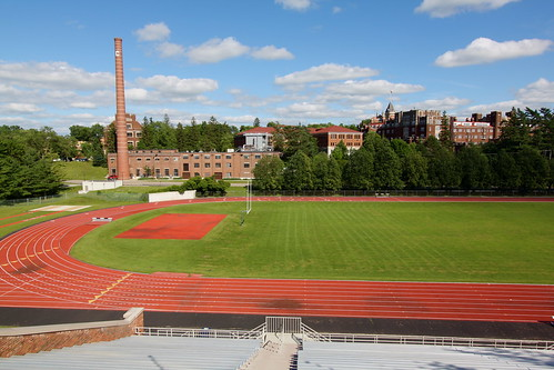Carleton College from Laird Stadium | by roy.luck