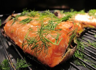 Grilled Wild Coho Salmon | by mastering small forms