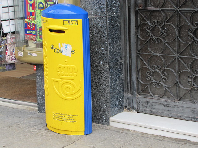 Buz n de correo desde que tengo memoria en colombia - Buzon de correos ...