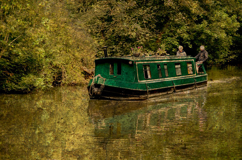 Grand Union Canal_10-08-04_1272_b | by Joel Bybee