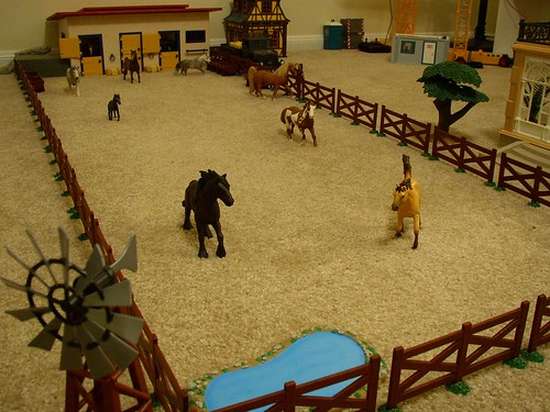 Schleich Horses And Stable