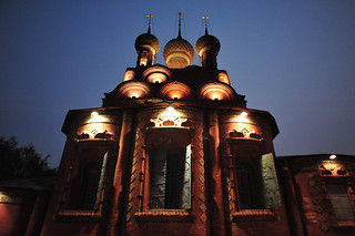 Cathedral in Yaroslavl | by goingslowly