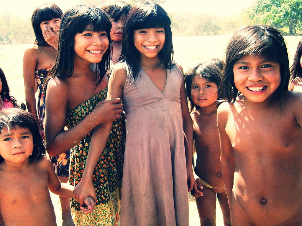 Embera Tribe Girl - Cumception-1633
