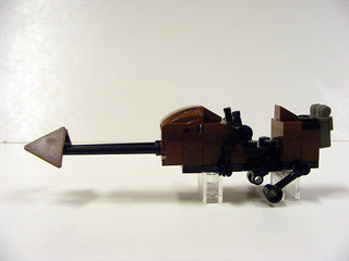 7128 Speeder Bikes Remake | by Casey M.