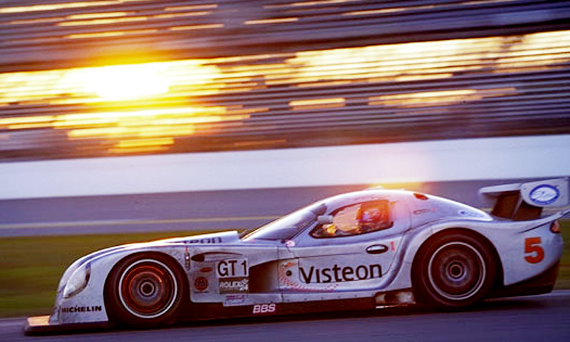 Panoz Esperante GTR-1. 1999 Rolex 24 Hours of Daytona, Flo… | Flickr