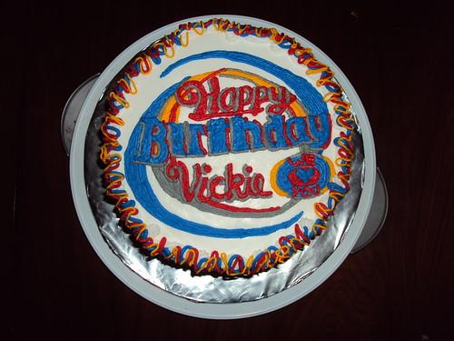 Miller Light Birthday Cake