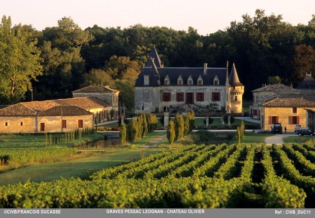 Ch teau olivier pessac l ognan bordeauxwine flickr for Chateau olivier