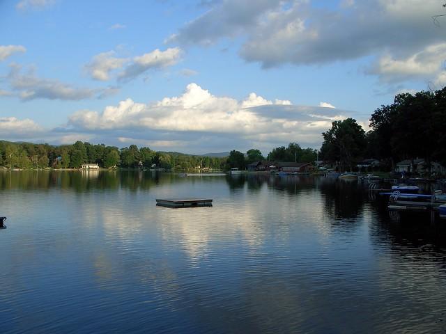 Hedges Lake Upstate New York Flickr Photo Sharing