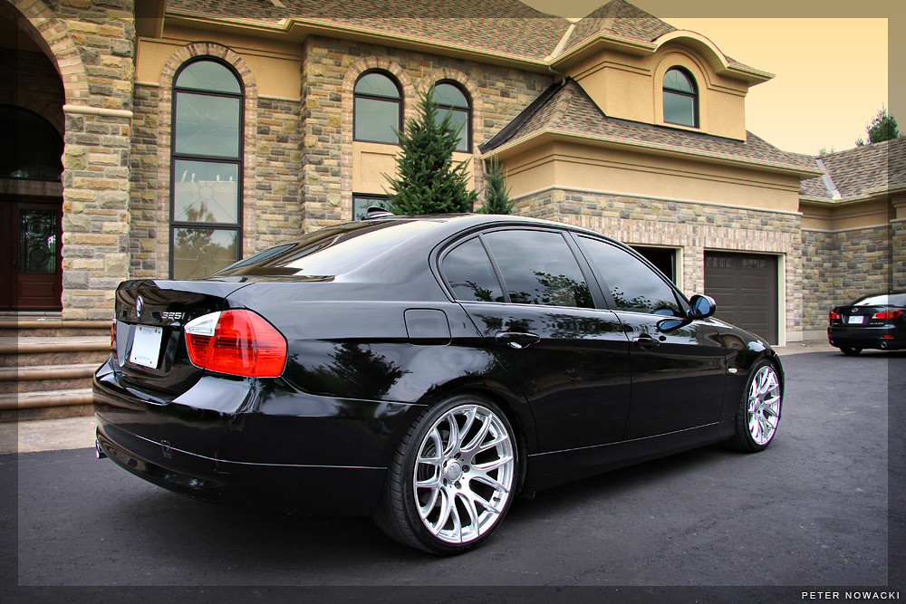 bmw e90 325i modded peter nowacki flickr. Black Bedroom Furniture Sets. Home Design Ideas