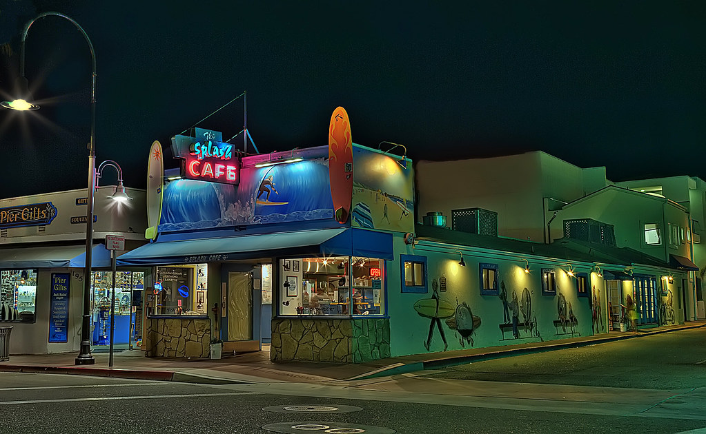 The Splash Cafe