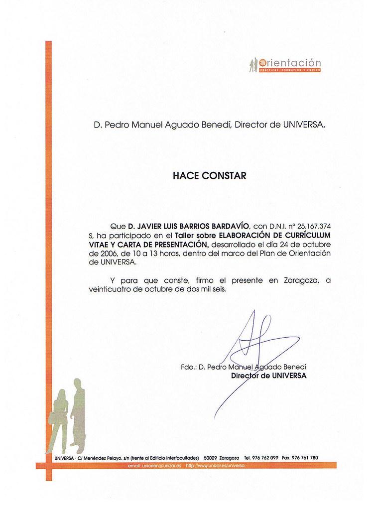 Taller Sobre Elaboracion De Curriculum Vitae Y Carta De Pr Flickr