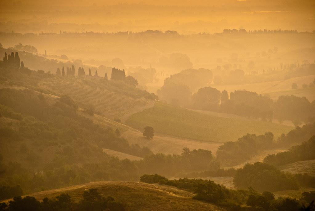 Italy - Tuscany - Val d'Orcia [2]