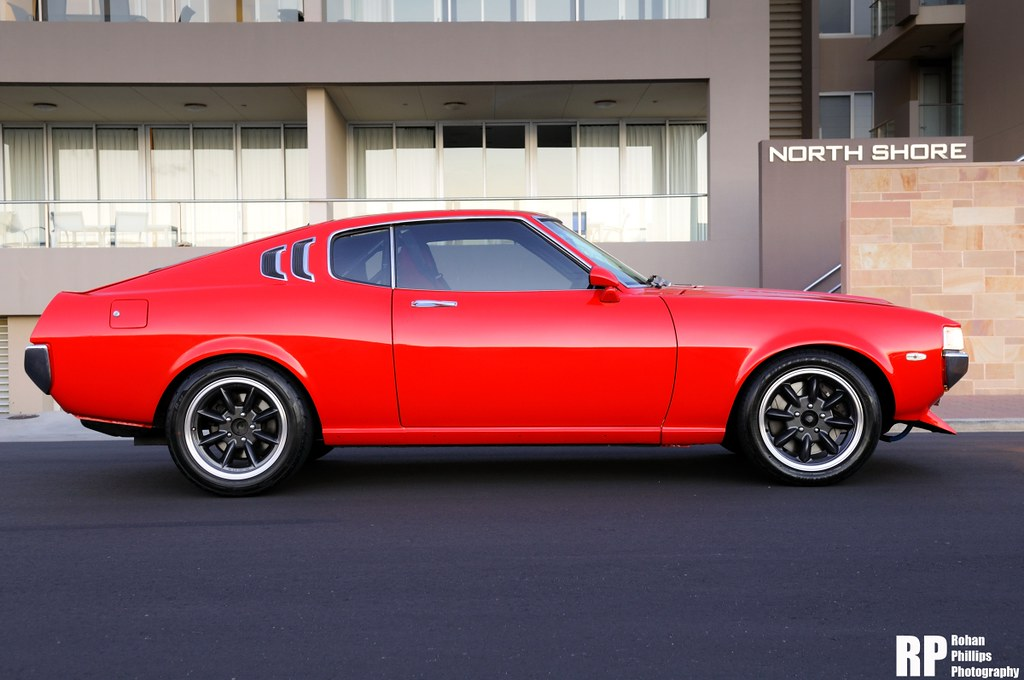 Celica 9 1977 Ra28 Toyota Celica With A Fully Engineered